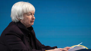 Former Federal Reserve chief Janet Yellen will attend the G20 finance ministers' gathering for the first time as Joe Biden's Treasury Secretary