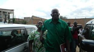 Mwanaharakati mtetezi wa haki za binadamu  Pierre Claver Mponimpa