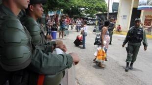 A Venezuela já expulsou mais de mil colombianos