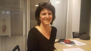 Armelle Andro, enseignante chercheuse à l'Université de Paris 1, chercheuse associée à l'Ined.