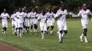 Kikosi cha Timu ya Taifa ya Kenya Harambee Stars