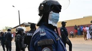 Des forces de l'ordre ont été envoyées en renfort d'Abidjan (image d'illustration).