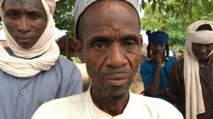 Idrissa Haroum, 100 per cent Chadian