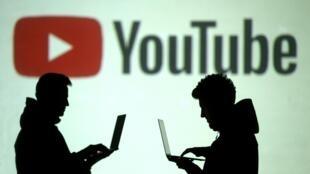 Logo của Youtube. Ảnh minh họa.