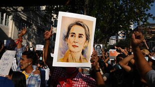 Since the junta staged a coup on February 1 and ousted Myanmar's leader Aung San Suu Kyi from power, waves of dissent have swept the country -- with hundreds of thousands amassing in major cities