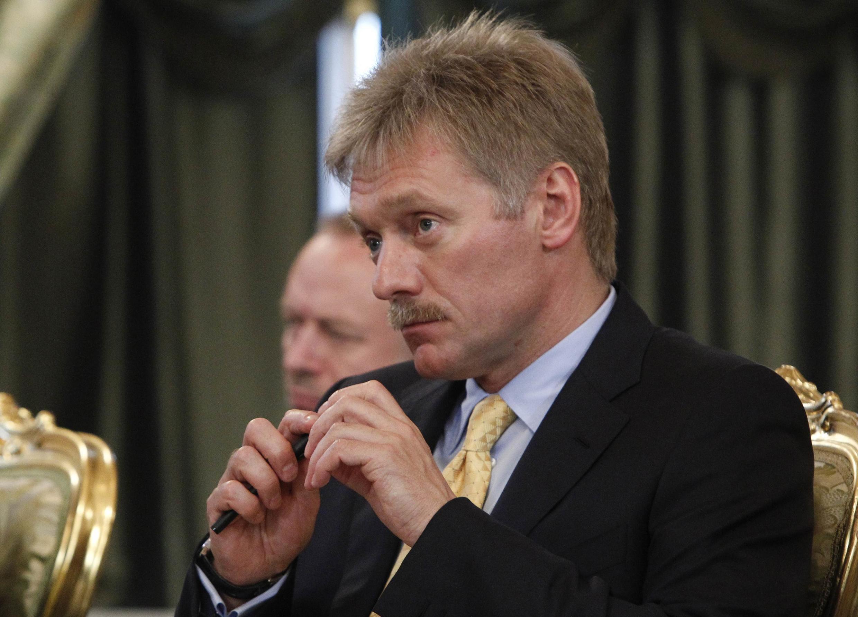 Пресс-секретарь президента РФ Дмитрий Песков 02/07/2013