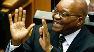 President Jacob Zuma has faced an often hostile press