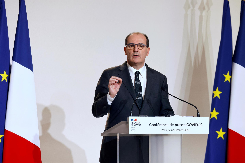 Primeiro-ministro daz França; Jean Castex