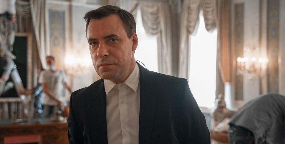 Евгений Цыганов в роли Чичикова