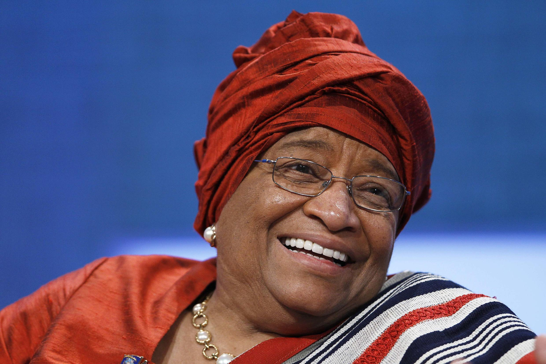 Tổng thống Libéria, Johnson Sirleaf