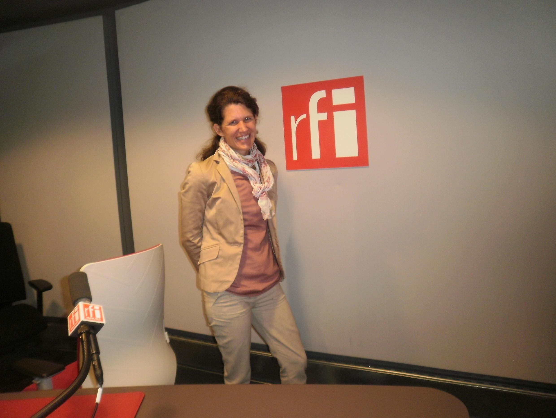 Alix Carnot, directrice des carrières internationales chez Expat Communication.