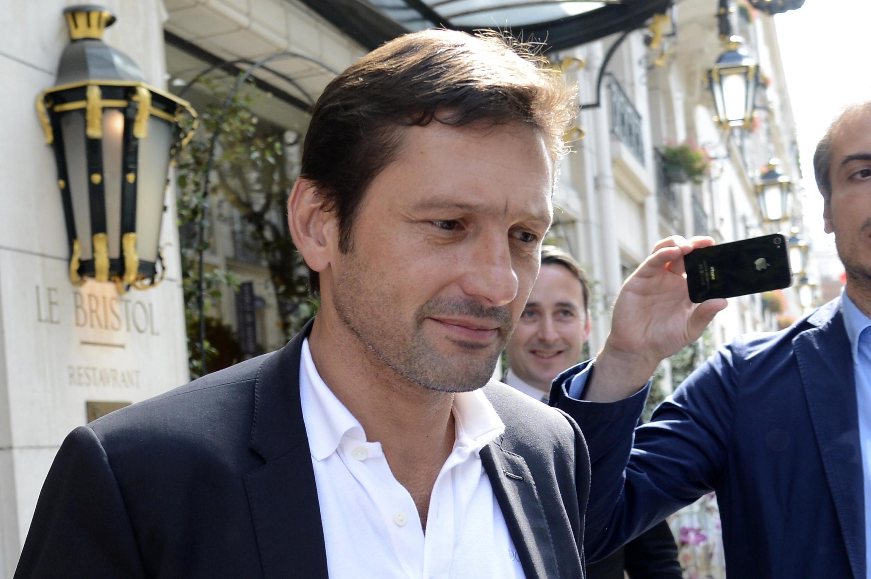 Leonardo, le directeur sportif du Paris Saint-Germain, ici en juillet 2013.