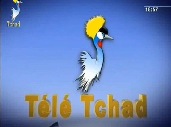 Logo de la télévision publique tchadienne.