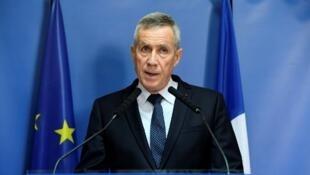 巴黎检察官莫兰(François Molins)宣布Villejuif案调查结果2017年9月10日