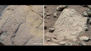 Marte pode ter abrigado vida