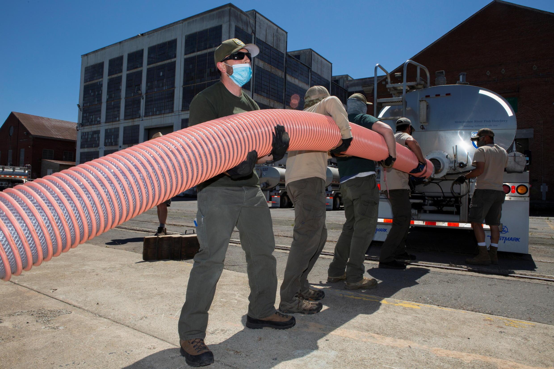 saumon chinook californie camion