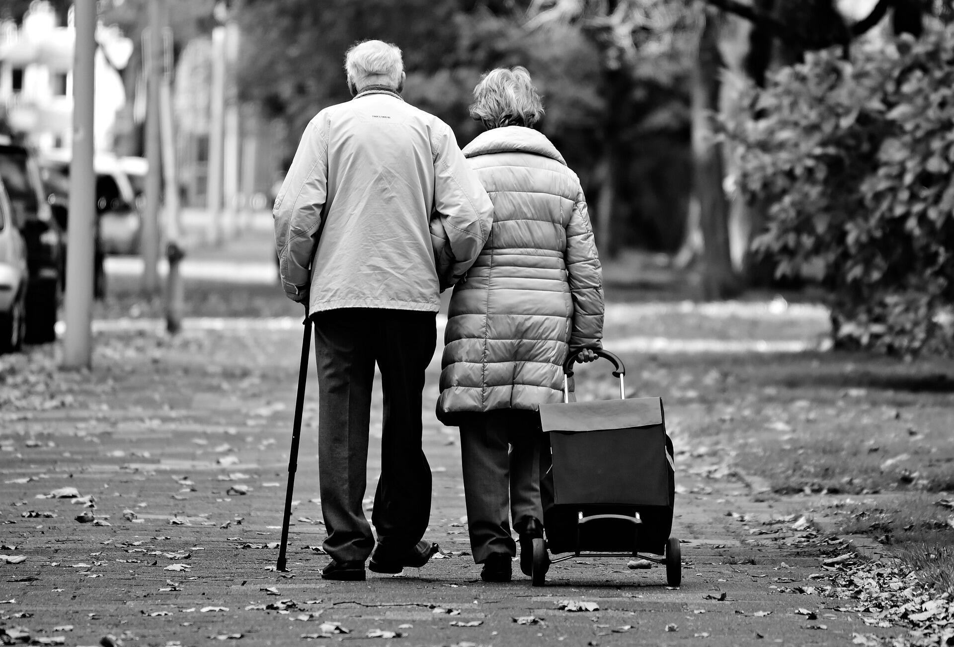Envelhecimento da população da Europa.