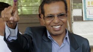 'Taur Matan Ruak', el nuevo presidente de Timor Oriental.