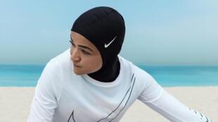 Nike ya sacó su hijab para deportistas causando mucha polémica.