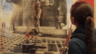 Hình ảnh Stalin trong thời kỳ chống phát xít Đức