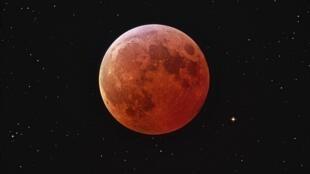 Depois da lua, a próxima etapa é Marte