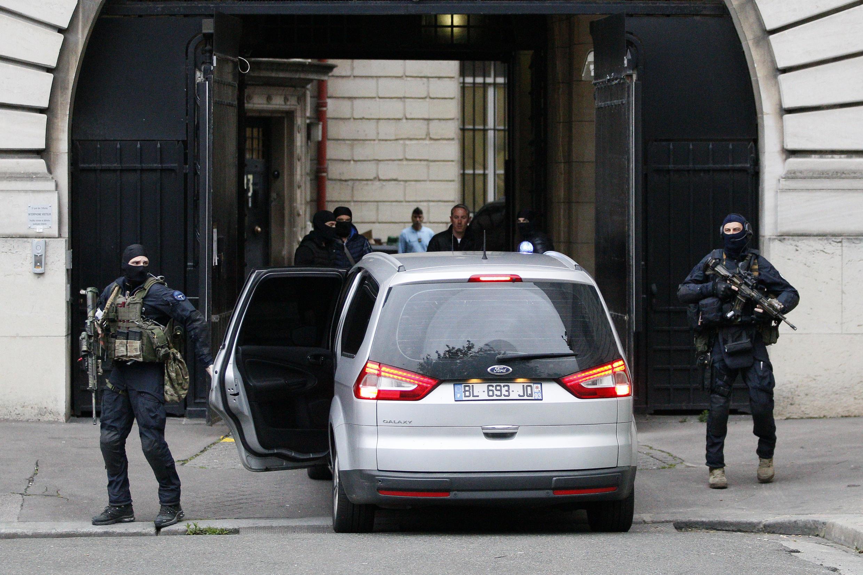 Salah Abdeslam ya gurfana a Kotun Paris