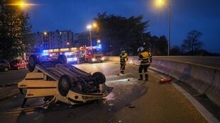 Deaths in accidents on French roads fell slightly in 2019, according to figures published by the road safety office.