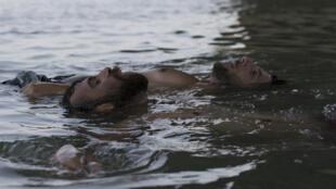 Cheito et Israël: les retrouvailles dans la vraie vie et à l'écran des deux frères filmés par le Catalan Isaki Lacuesta, déjà primé à San Sebastián en 2011 pour «Los pasos dobles».