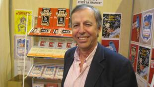 查理周刊經濟專欄作者貝爾納·馬里斯Bernard Maris