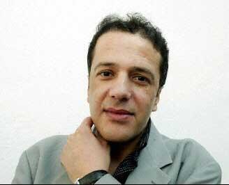 Le caricaturisqte algérien, Ali Dilem.