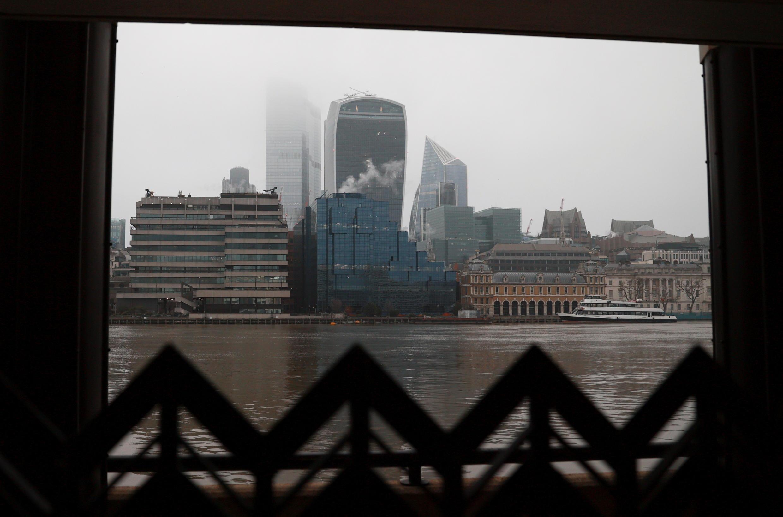 Royaume-Uni - Londres - La City - finance - Brexit