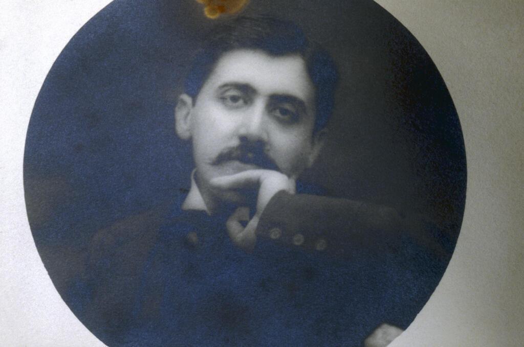 Marcel Proust.