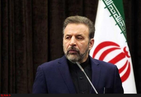 محمود واعظی رئیس دفتر حسن روحانی