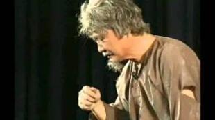 """Nghệ sĩ Diệp Lang trong trích đoạn """"Khi người điên biết yêu"""" (DR)"""