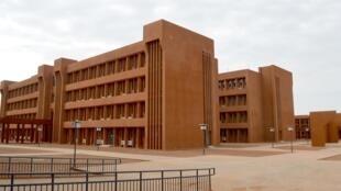 L'hôpital national de Niamey.