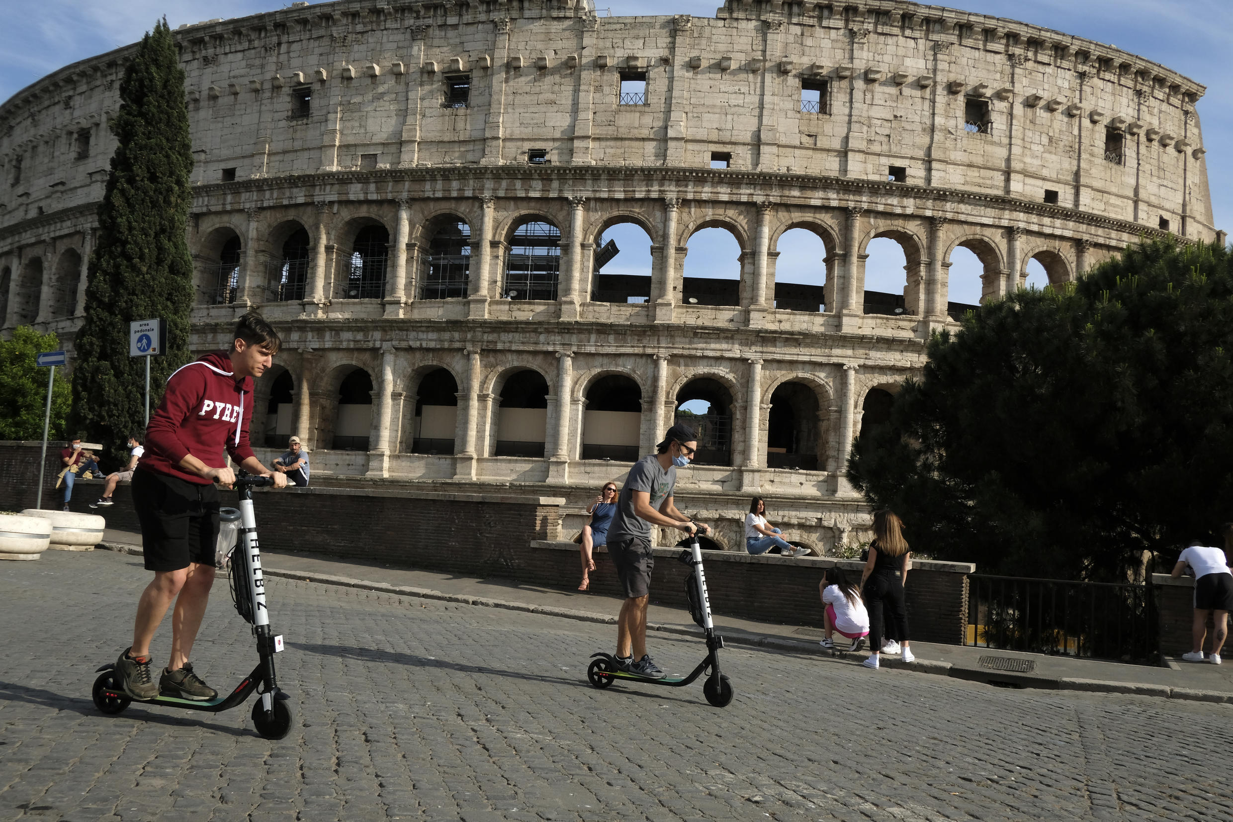 Italy is expected to receive around 172 billion euros from an EU fund to help revitalise its economy