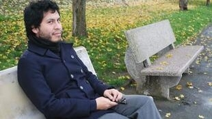El escritor peruano Félix Terrones.