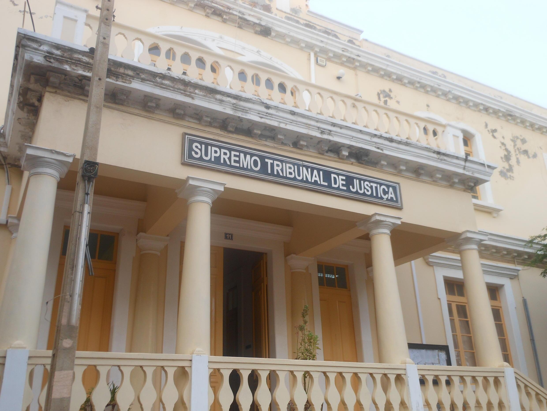 Supremo Tribunal de Justiça  de Cabo Verde, cidade da Praia.