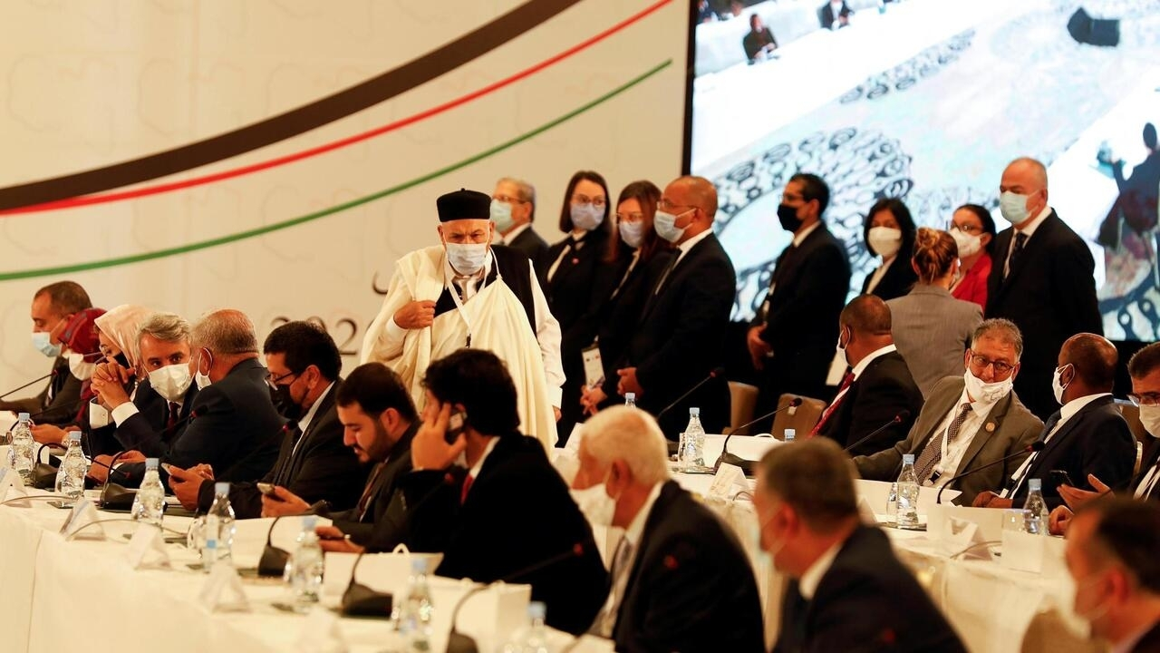 Libye: premières divergences à l'ouverture du forum du dialogue politique  de Tunis