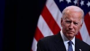"""El presidente Joe Biden dijo el lunes que está """"muy preocupado"""" por la represión de Moscú y el arresto del líder opositor Alexéi Navalni, pero que Estados Unidos y Rusia necesitan cooperar en el control de armas nucleares"""