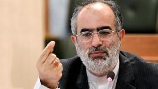 حسام الدین آشنا مشاور رئیس جمهوری ایران.