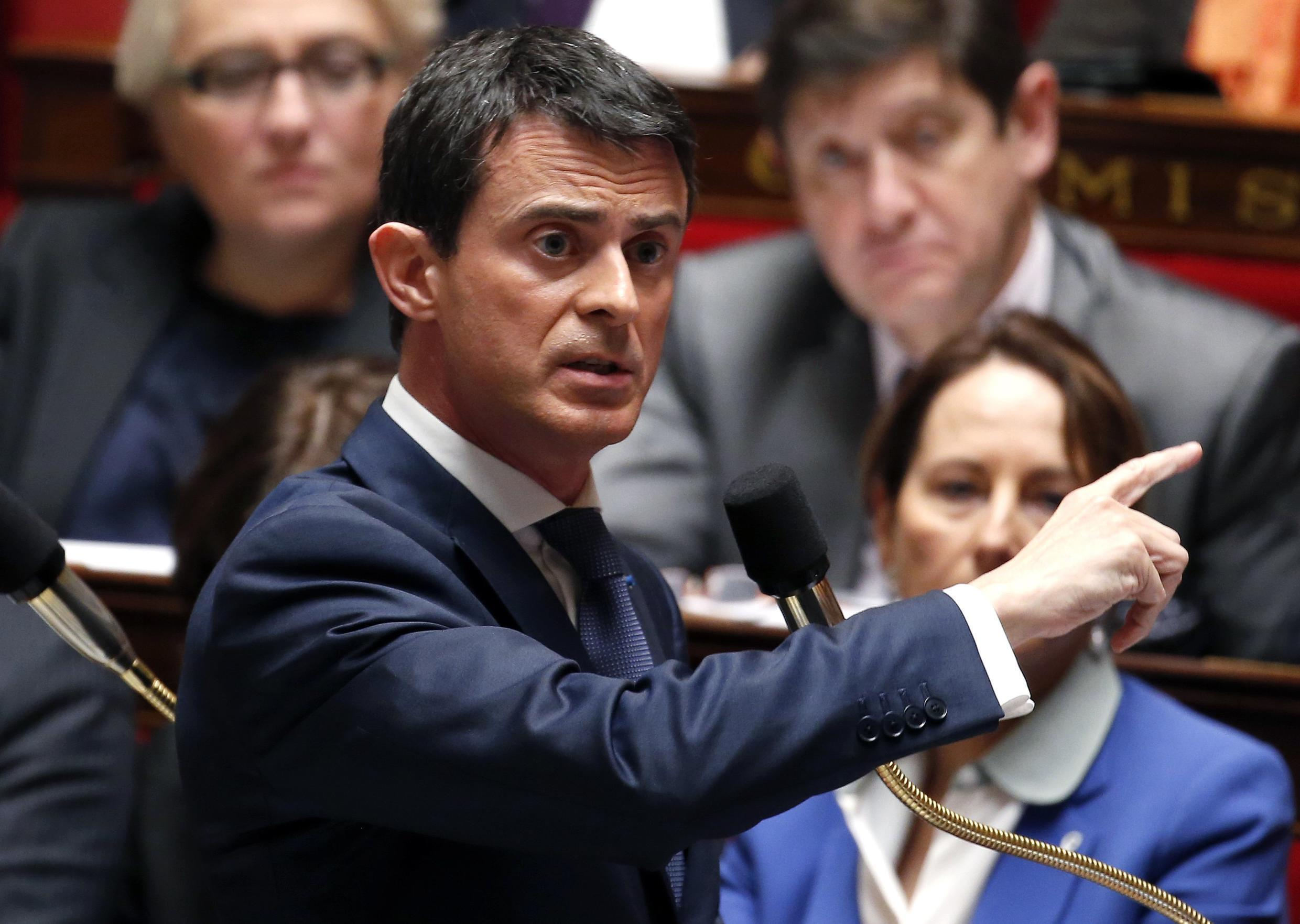 French Prime Minister Manuel Valls said that France and Europe continue to face very high terror threats.