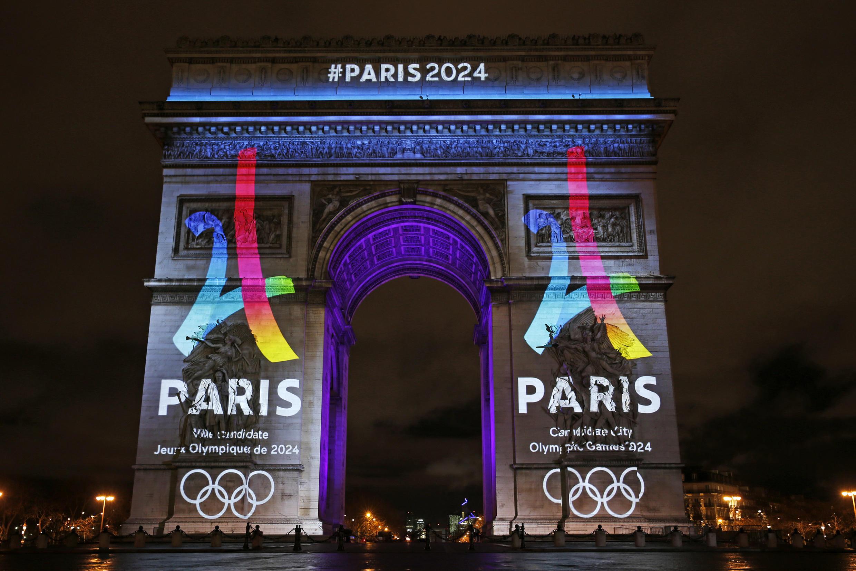 9 февраля 2016 в Париже была представлена эмблема города-кандидата на проведение летних Олимпийских игр 2024 года.