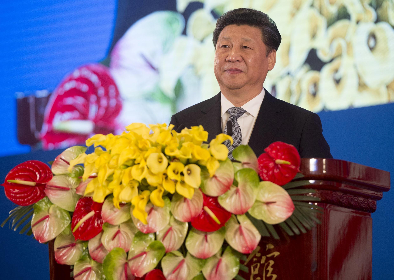 中國國家主席習近平在中美戰略與經濟對話開幕式發表講話  2016年6月6日北京