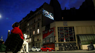 Paris - Clef - Cinema