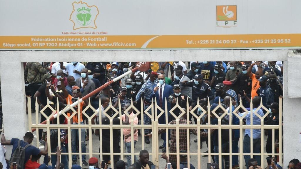 La Fédération ivoirienne de football conteste sa mise sous tutelle par la FIFA