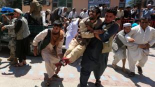 Afeganistão 2020-05-12T085026Z_1419859220_RC2WMG9SKS42_RTRMADP_3_AFGHANISTAN-ATTACKS