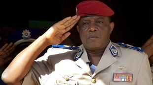 Burkina Faso army chief  General Honoré Traoré