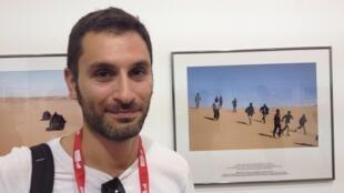 L'Europe forteresse, Giulio Piscitelli, photojournaliste italien, réalise depuis 5 ans un travail de mémoire sur les migrants.