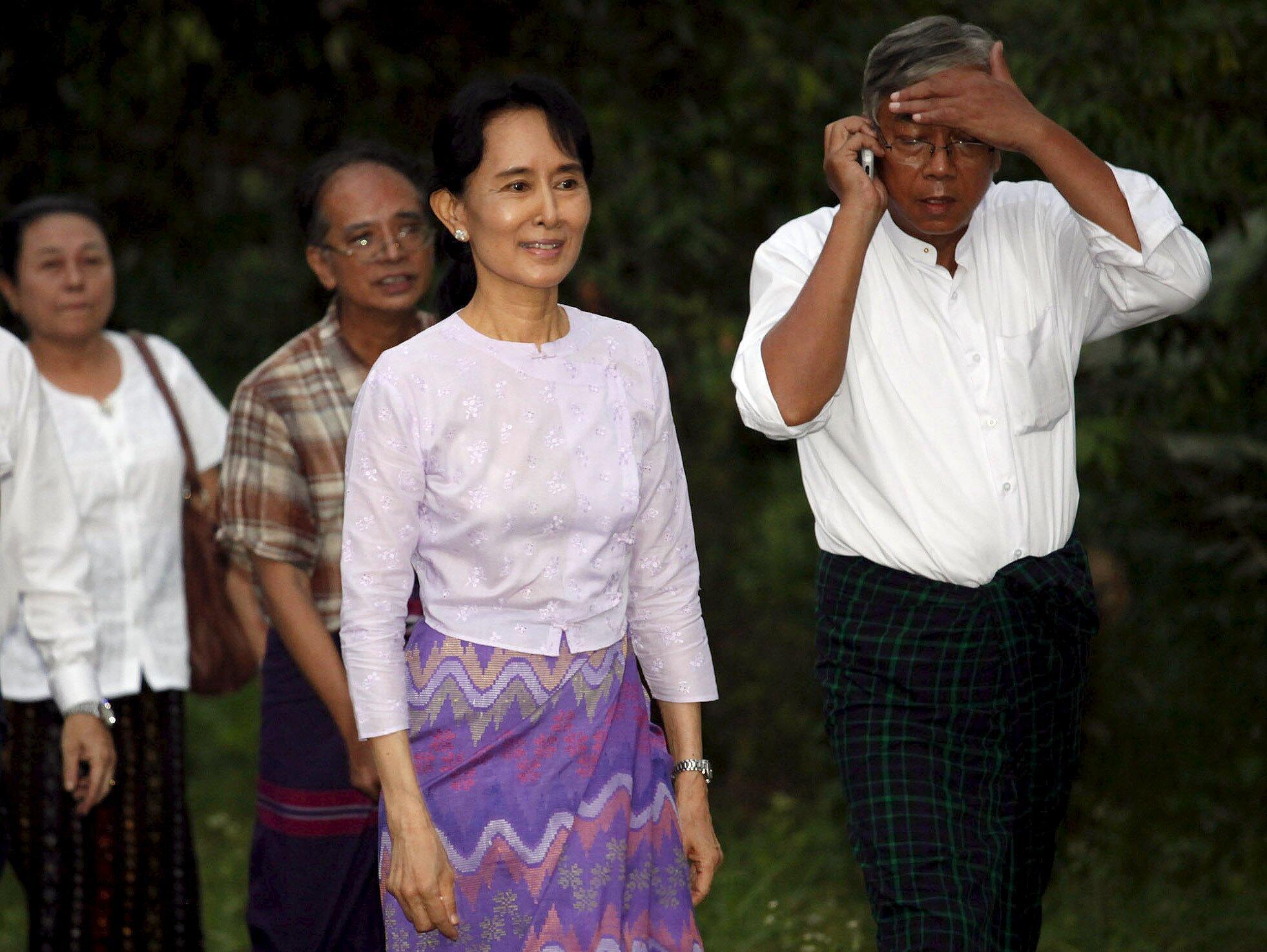 Phải chăng bà Aung San Suu Kyi trong tầm ngắm của Daech ?